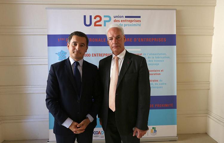 Prélèvement de l'impôt à la source : Gérald Darmanin annonce des aménagements pour les petites entreprises