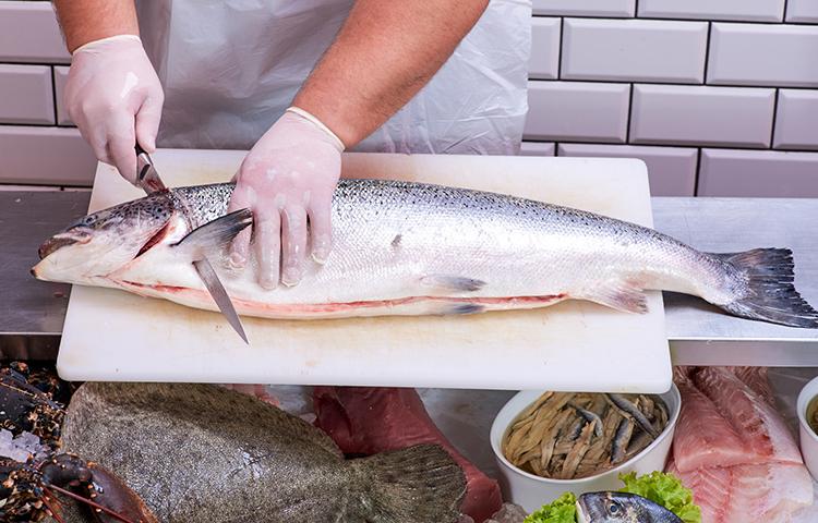 Annonce emploi poissonnier St Malo