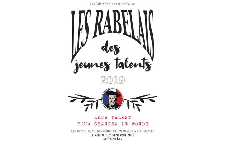 8e édition des Rabelais des Jeunes Talents