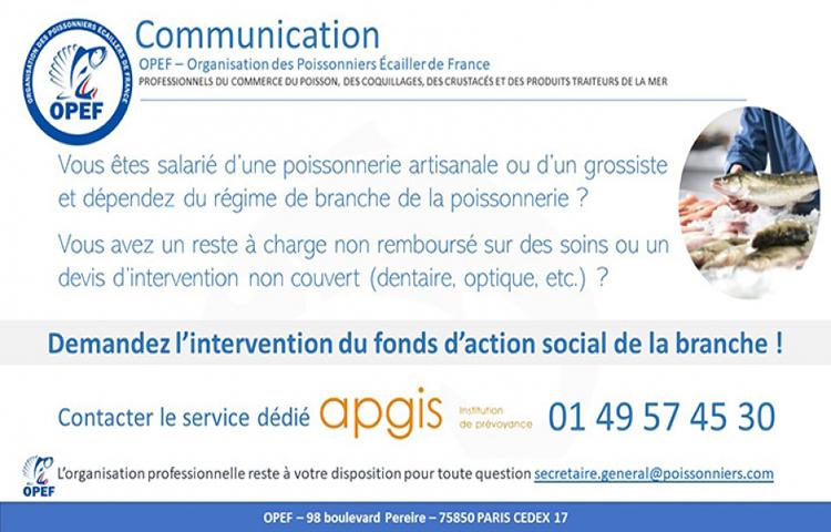 Reste à charge non remboursé : demandez l'intervention du fonds d'action social de la branche pour vos salariés !