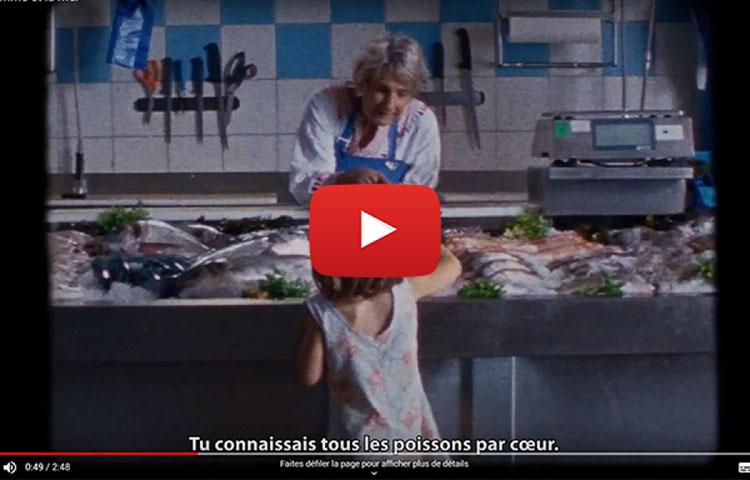 Nouvelle vidéo produite par France Filière Pêche dont la SCAPP est membre