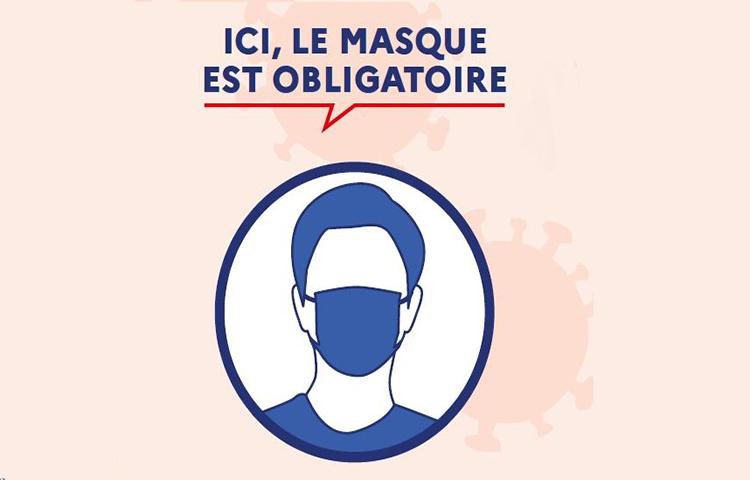 Port du masque pour les salariés – note juridique