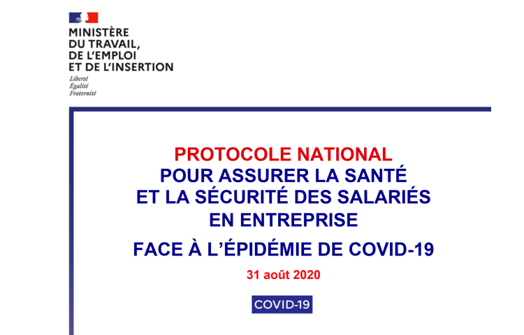Q/R | Protocole national face à l'épidémie de COVID 19